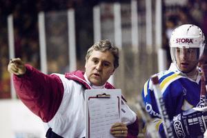 Wayne Fleming, tränarlegendar, som gick bort i mars 2013 efter en tids kamp mot cancer. Foto: Bildbyrån.