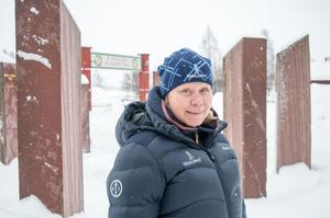 Maria Gustafsson, tävlingsledare för Tjejvasan.