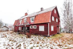 Renoveringsobjekt i Svartnäs. Foto: Kristofer Skog Husfoto