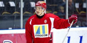 Oscar Possler testade på spel i Sveriges högstaliga vid tre tillfällen säsongen 2015/16. Bild: Robbin Norgren/Bildbyrån