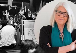Ulrika Knutson skriver om våren för 50 år sedan.