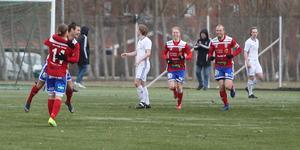 BKV Norrtälje vann med 2-0 mot Märsta