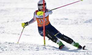 Ski Funtastic SL D 13-14, Tindra Olows, Järvsö, tvåa.