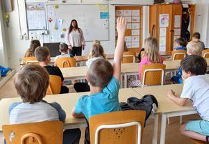 Varje år rankar Lärarförbundet Sveriges bästa skolkommuner. Foto: Jonas Ekströmer / TT