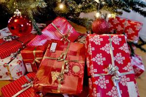 Efter jul säljs flera miljoner julklappar vidare. Foto: Jonas Ekströmer / SCANPIX