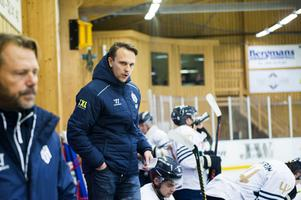 Björn Forsgren, tränare i Sundsvall Hockey.