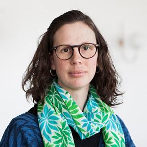 Knapp Britta Thyr är ny ordförande. Foto: Frida Sjögren