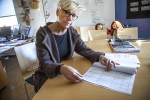Agneta Nordström  förvaltningschef på socialförvaltningen i Härnösand.