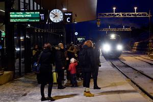 Väntans tid har ofta varit lång i vinter för Norrtågs resenärer – och ofta förgäves.