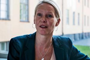 Susanné Wallner (M) anser sig mobbad och utfryst av det egna partiet.