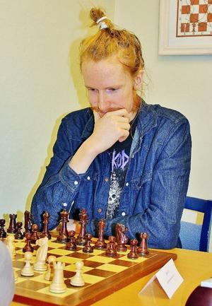 Anders Åström, ÖSS, är på väg att fullborda en framgångsrik säsong.Foto: Bo Wik