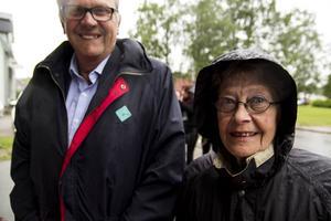 Lennart och Kerstin Olsson.