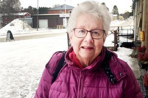 Hervor Dahlén håller tummarna för att byakontoret snart blir verklighet.