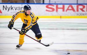 Anton Heikkinen har gjort ett mål på försäsongen.