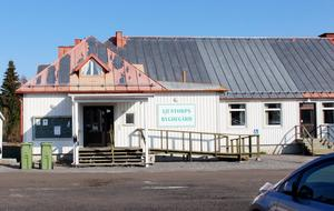 Bygdegården i Ljustorp är en plats som många besöker.