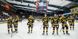 VIK gör sin andra raka säsong i Hockeyallsvenskan. Foto: Maxim Thoré / Bildbyrån