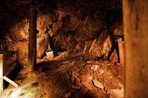 Falu gruva är ingen malmindustri längre, utan som museum en del av upplevelseindustrin. Foto: Kjell Jansson