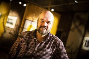 Ola Hanneryd är museichef på Fjällmuseet i Funäsdalen och oroad över kommunens inställning till finansieringen av verksamheten.