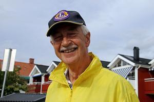 Göran Lundén, pensionär, Askersund