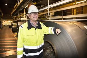Lars Christiansson, vd för Surahammars bruk tillträdde sin post i början av året och rekryterades delvis på grund av sina erfarenheter från fordonsindustrin.