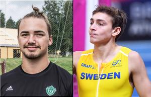Ragnar Carlsson och Armand Duplantis är klara för JVM.