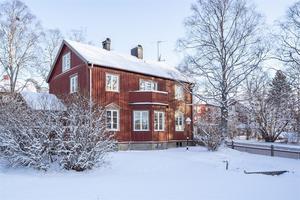Villan på Nedre Frejagatan. Foto: Fastighetsbyrån