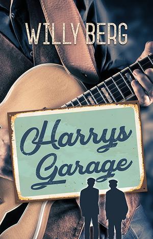 Det läckra omslaget till Willy Bergs debutroman
