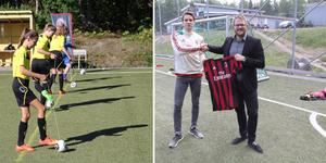I augusti höll AC Milan Academy sina första uttagningar i Ösmo. Tidigare samma sommar möttes akademichefen Filip Goethals och barn- och utbildningsnämndens ordförande Johan Augustsson (S).