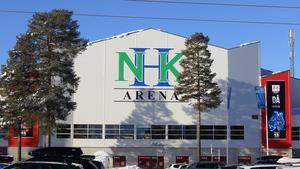Nödlösningar och temporära reparationer håller igång NHK Arena.