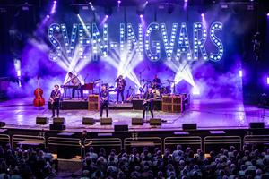 Sven-Ingvars turnerar just nu genom Sverige med turnénamnet