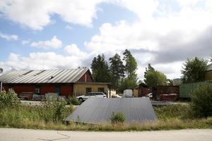 Fler företag ska få plats i Vansta industriområde. Foto: Gunnar Jacobsson