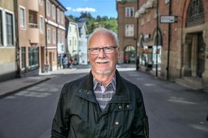 Anders Olander(C), kommunalråd.
