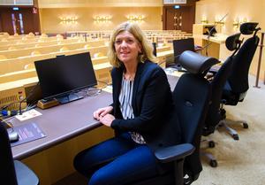 Sedan 2014 är Arianne ordförande i kommunfullmäktige i Sundsvall.