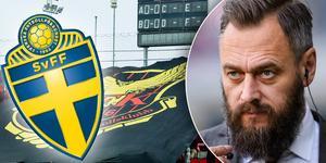 Olof Lundh riktar skarp kritik mot Svenska Fotbollförbundet efter att anmälningarna mot Östersunds FK lagts ner. Bild: BIldbyrån.