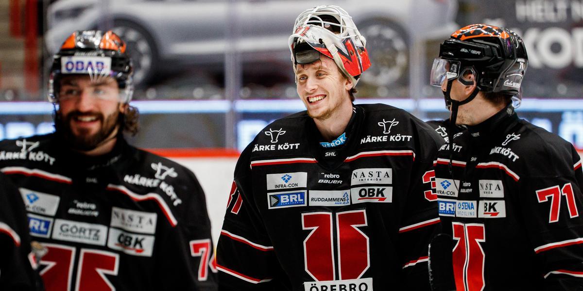 """Jonas Arntzen kastades in i hetluften – och storräddade i avgörandet: """"Vi vill komma hela vägen"""""""