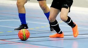Kubikenborgs IF U17 har kvalificerat sig för SM-slutspelet i futsal. Kampen om titeln avgörs i Helsingborg i helgen. Bild: Håkan Humla