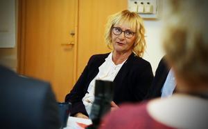 Civilminister Lena Micko bjöd under måndagen in Region Jämtland och ytterligare tre regioner för ett möte om en det ekonomiska läget.