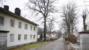 Sex nya hus ska byggas vid Bruksgatan, kanske med start innan årsskiftet.