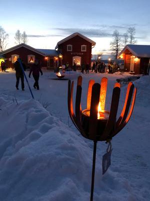Årets julmarknad blev succé, och många har redan anmält sig till nästa år. Foto: Nina Wenker