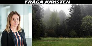 Jurist Jessica Wieslander svarar på läsarnas frågor.