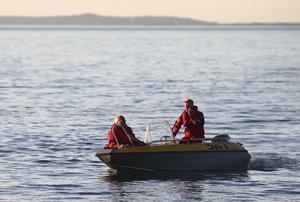Två båtar kolliderade med varandra på Vättern under torsdagskvällen. OBS! Bilden är en genrebild. Foto: Hans Andersson/TT.