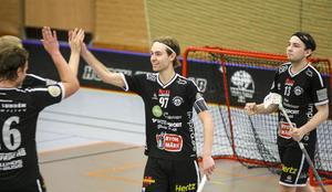 78 poäng har Håstas Oskar Fahlström slagit till med under säsongen.
