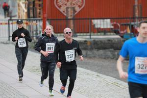 Ulf Kristoffersson (237), Jenny Lindh (591) och Julia Karlsson (225).