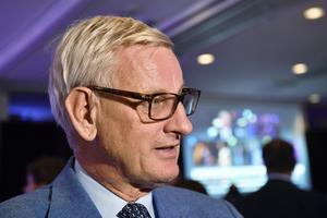Carl Bildts utrikespoltiska insatser är föremål för debatt.FOTO: Henrik Montgomery/TT