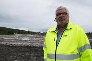 Göran Gustafsson, vägsamordnare, Sundsvalls kommun