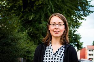 Kommunalrådet Elina Brodén vill fortsätta att vara med och styra Borlänge.