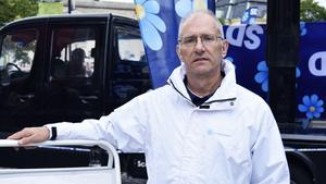 Mats Nordberg (SD), tidigare toppnamn i Falu kommunfullmäktigen, hann med att motionera för tiggeriförbud innan han blev riksdagsledamot.