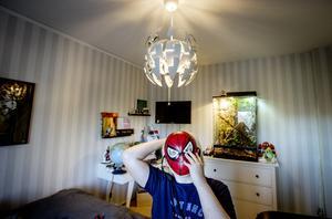Vad är väl Spindelmannen i jämförelse med Viggo?