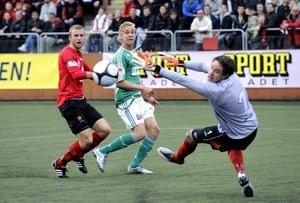 Under tiden i AIK var han bland annat utlånad till Väsby United...