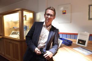 Johan Hansson.